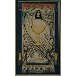 Jan Toorop 1924 - Affiche...