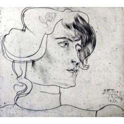 Jan Toorop 1897 - Zeeuws...